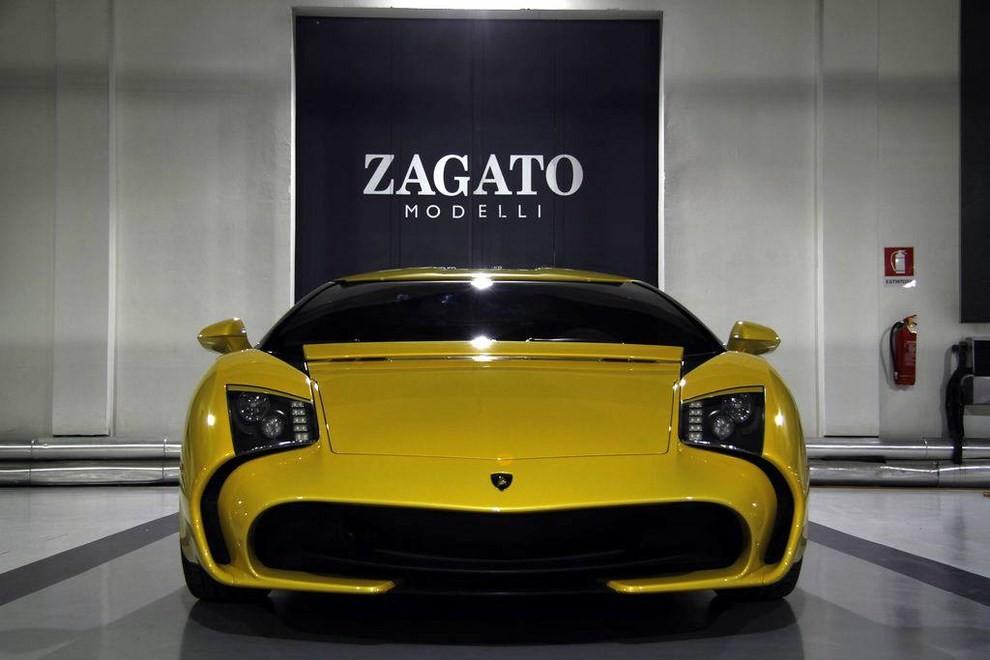 Lamborghini 5-95 Zagato - Foto 9 di 11