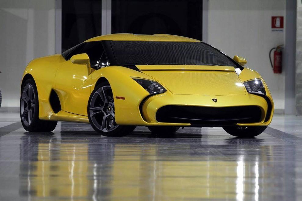 Lamborghini 5-95 Zagato - Foto 10 di 11