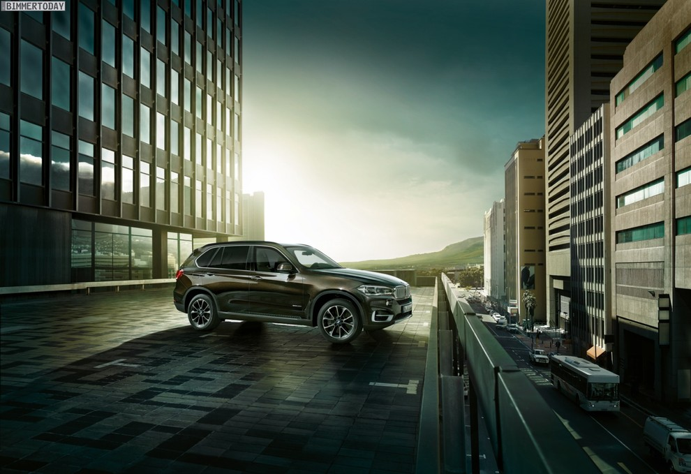 BMW X5 Security blindata - Foto 1 di 10