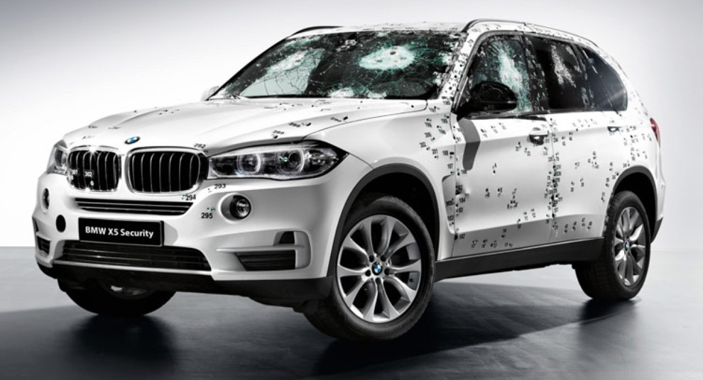 BMW X5 Security blindata - Foto 2 di 10