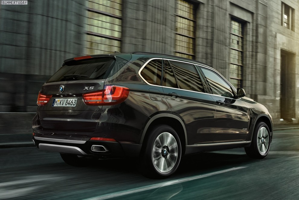BMW X5 Security blindata - Foto 9 di 10