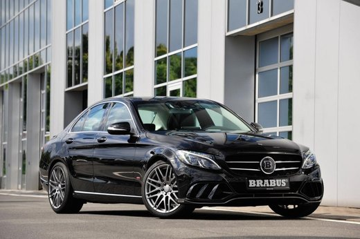 Nuova Mercedes Classe C tuning by Brabus