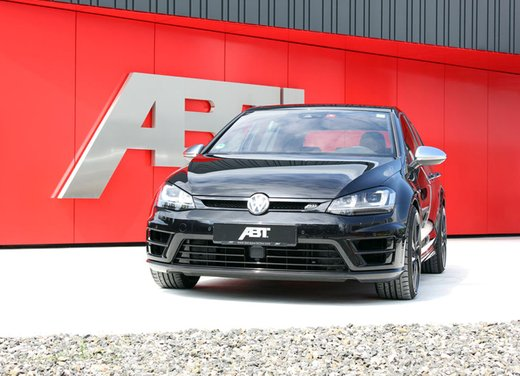 Volkswagen Golf R ABT da oltre 400 cavalli