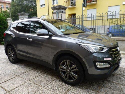 Hyundai Santa Fe 2.2 CRDi provata su strada