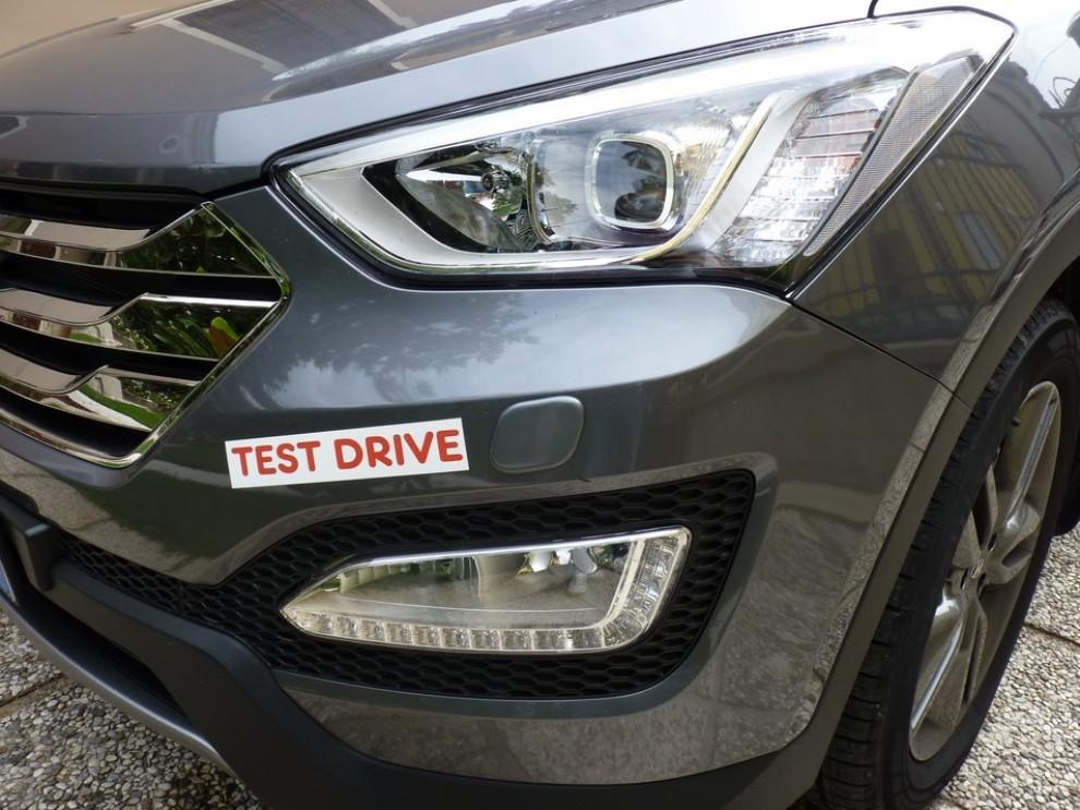Hyundai Santa Fe 2.2 CRDi provata su strada - Foto 6 di 16