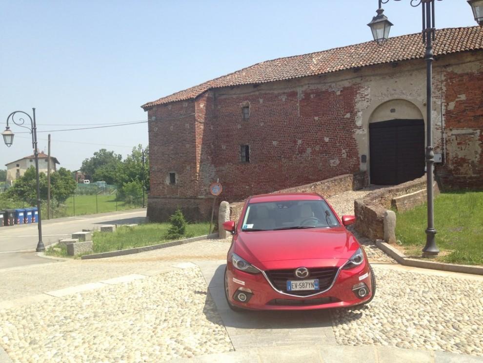 Mazda3 2.2 150 CV provata su strada - Foto 15 di 15