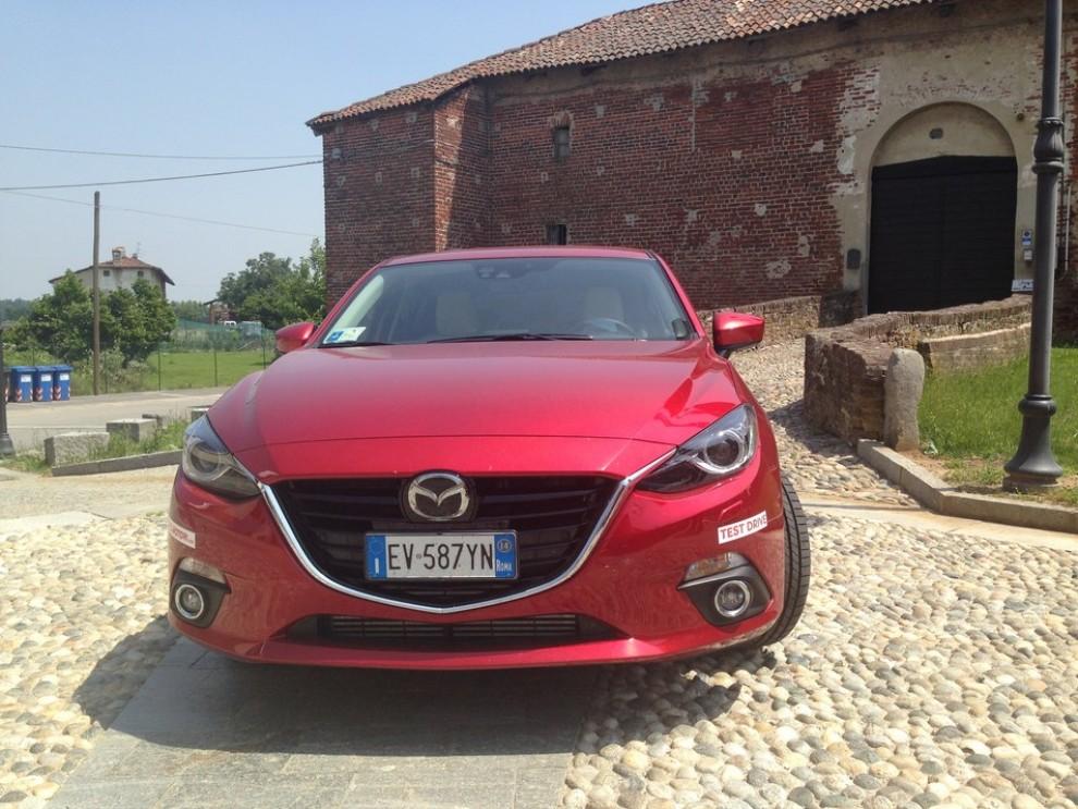 Mazda3 2.2 150 CV provata su strada - Foto 1 di 15