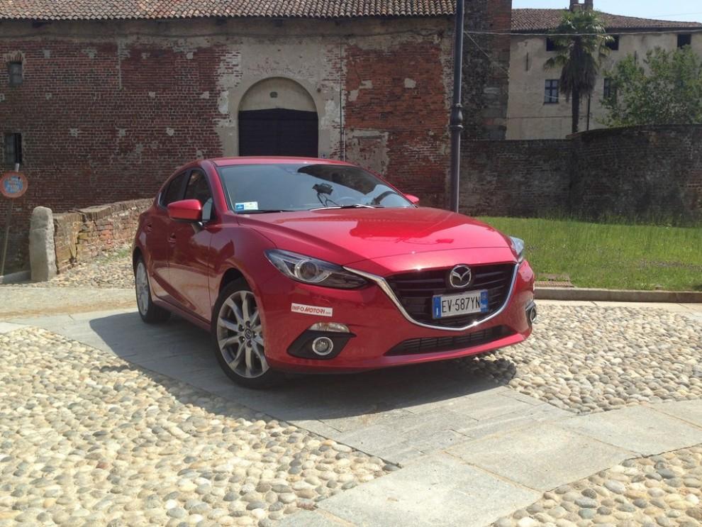 Mazda3 2.2 150 CV provata su strada - Foto 6 di 15
