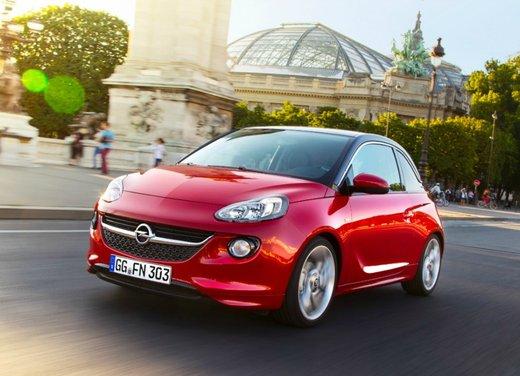 Opel Adam: prezzi ed informazioni