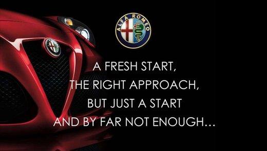 Alfa Romeo, tutte le novità dal 2014 al 2018