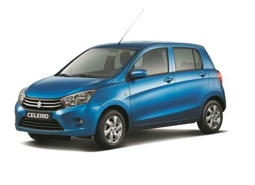 Nuova Suzuki Celerio gamma motori, prestazioni e consumi