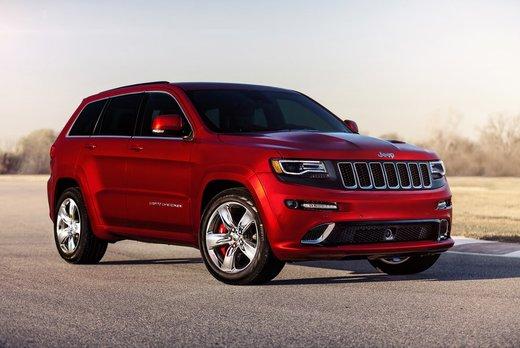 Jeep Grand Cherokee: le informazioni sulla gamma ed i prezzi