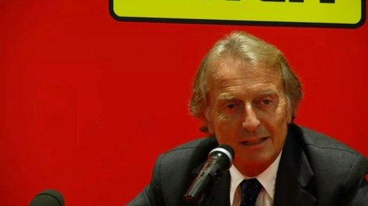 Ferrari, conferenza stampa in diretta per Montezemolo e Marchionne, nuovo presidente del Cavallino Rampante