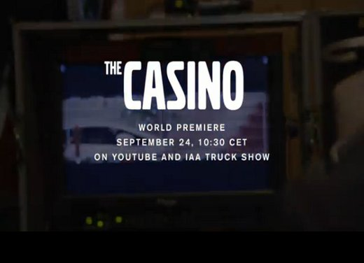 """The Casino"" il nuovo video di Volvo Truck"