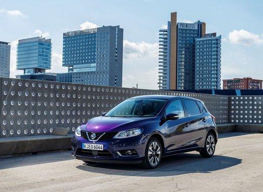 Nissan Pulsar: la gamma completa con tutti i prezzi