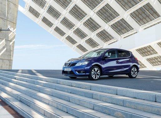 Nissan Pulsar in promozione con rate da 169 euro al mese
