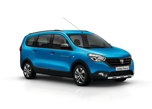 Dacia Lodgy Stepway e Dokker Stepway le nuove versioni