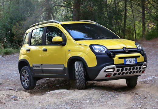 Fiat Panda Cross e lo spot: Italia, land of Panda