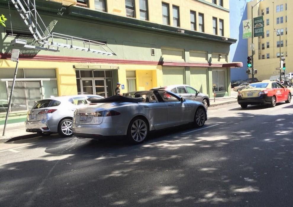Tesla Model S Roadster Ares Design, la nuova cabrio elettrica - Foto 4 di 4