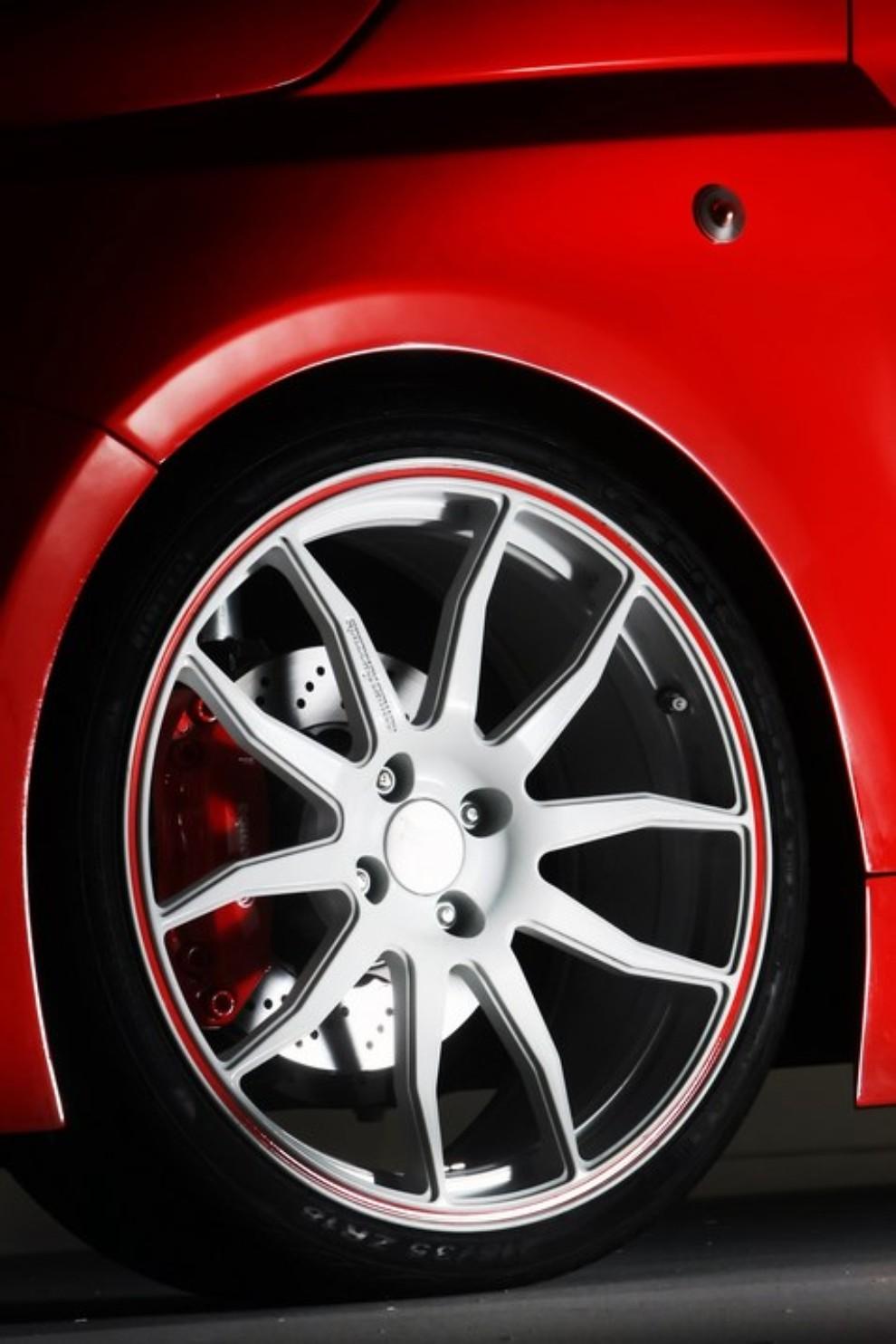 Cinquone Euro6 di serie by Romeo Ferraris - Foto 11 di 16