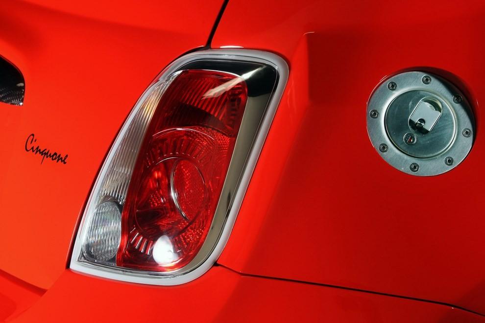 Cinquone Euro6 di serie by Romeo Ferraris - Foto 13 di 16