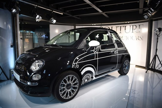 "Fiat ""500 Couture"""