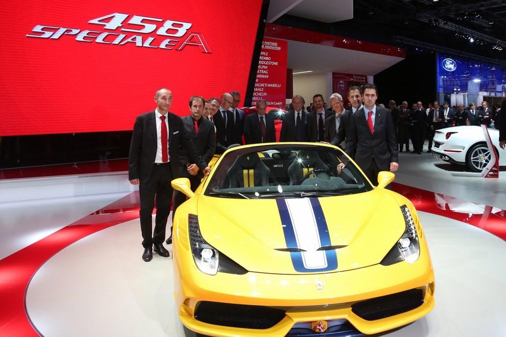 Ferrari 458 Speciale A - Foto 6 di 21