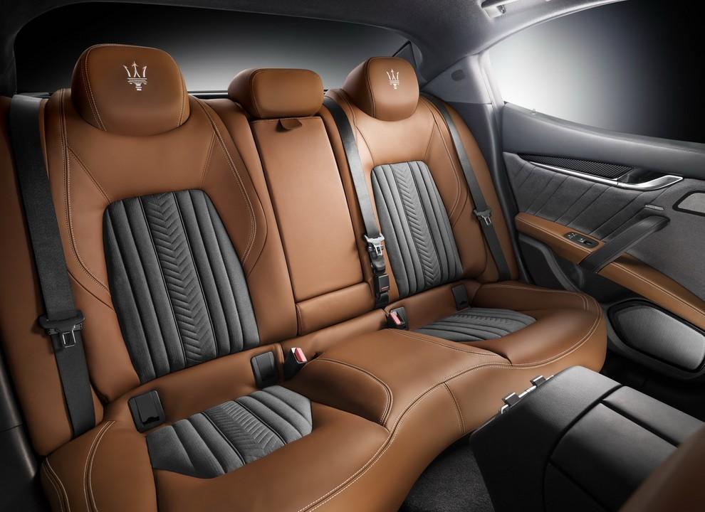 Maserati Ghibli Ermenegildo Zegna - Foto 9 di 12