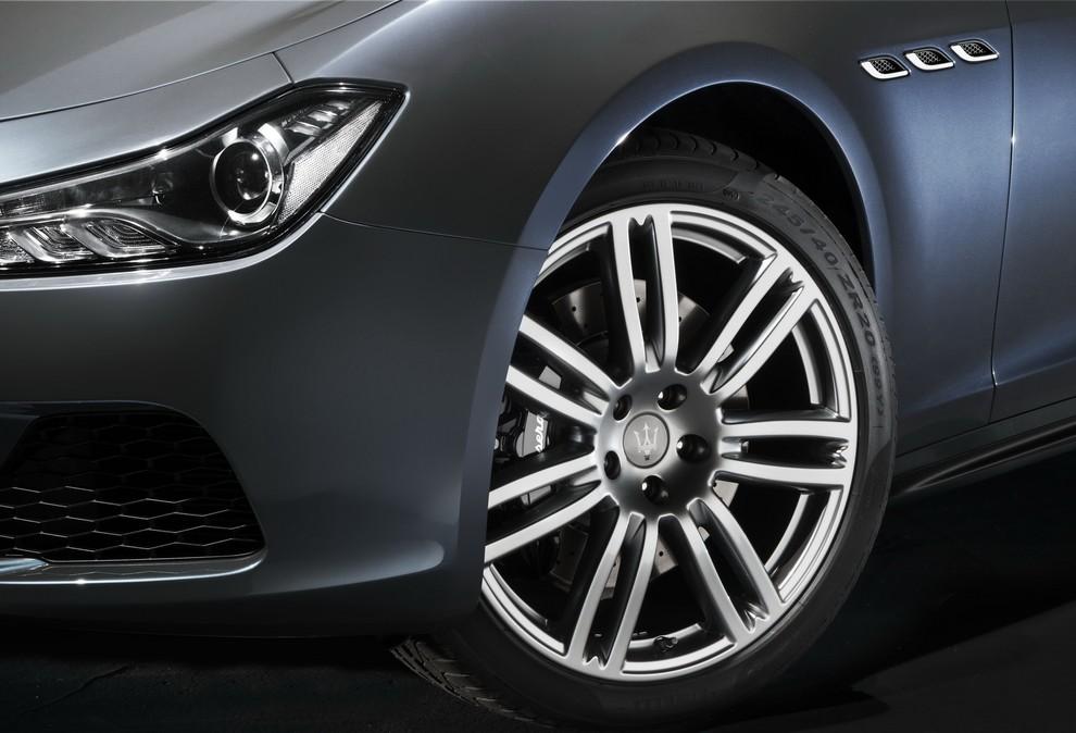 Maserati Ghibli Ermenegildo Zegna - Foto 4 di 12