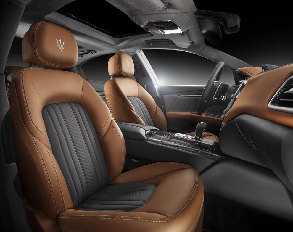 Maserati Ghibli Ermenegildo Zegna - Foto 11 di 12