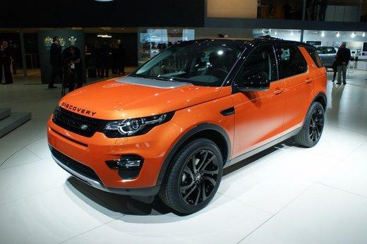 Land Rover Discovery Sport prezzi, prestazioni e gamma motori