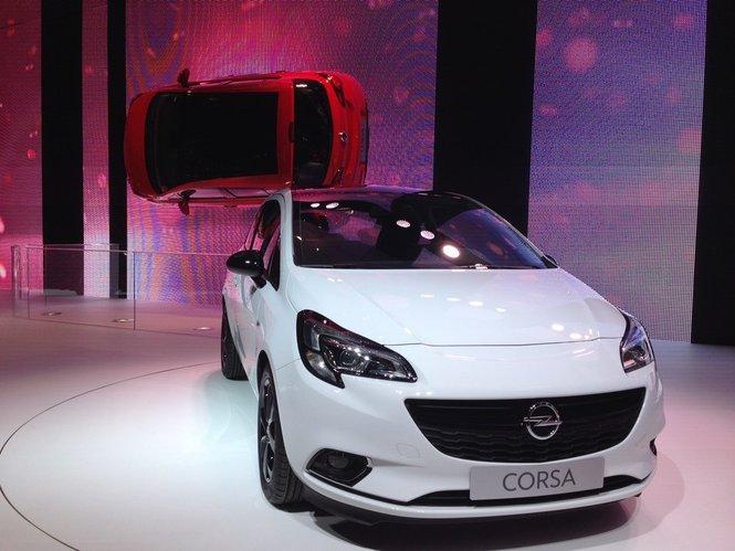 Nuova Opel Corsa 2014 tutte le foto ed i dati ufficiali