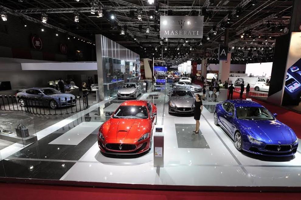 Salone dell 39 auto di parigi 2016 eventi informazioni e for Salone mobile parigi