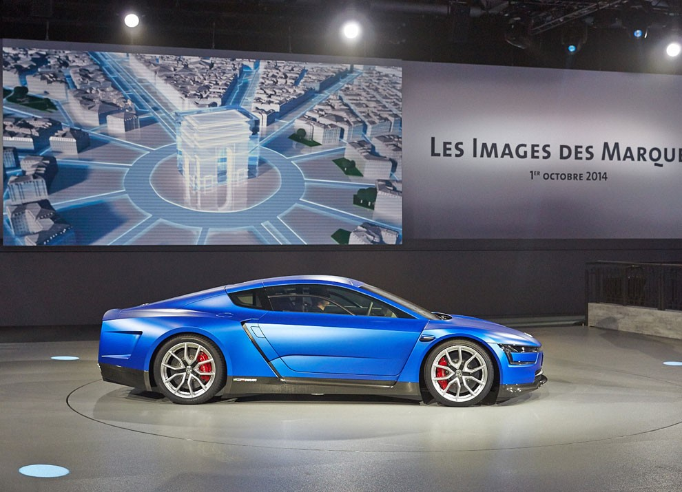Volkswagen XL Sport Concept - Foto 2 di 19