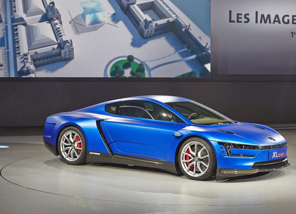 Volkswagen XL Sport Concept - Foto 3 di 19