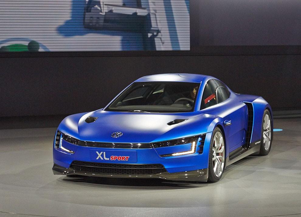 Volkswagen XL Sport Concept - Foto 1 di 19