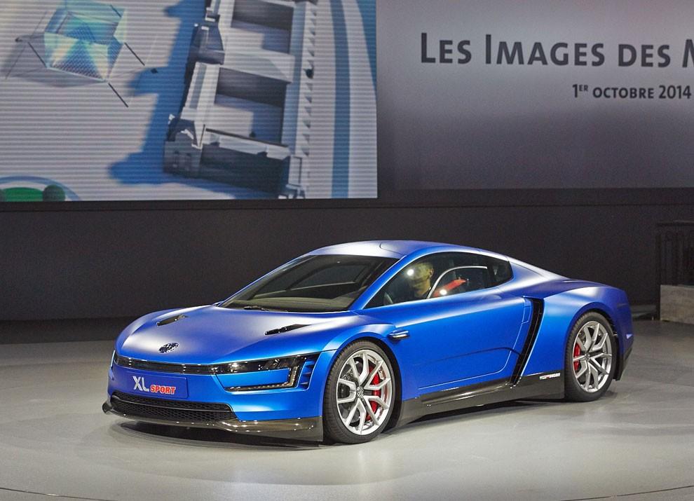 Volkswagen XL Sport Concept - Foto 4 di 19