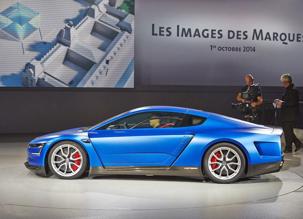 Volkswagen XL Sport Concept - Foto 5 di 19
