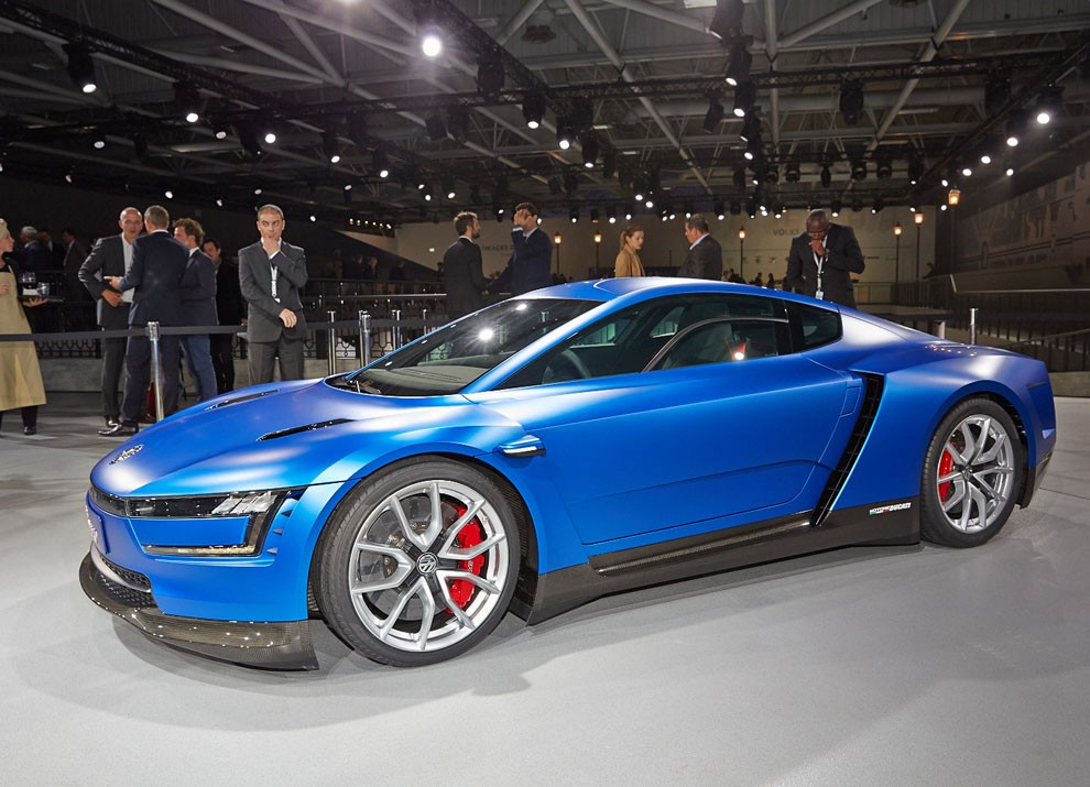 Volkswagen XL Sport Concept - Foto 7 di 19