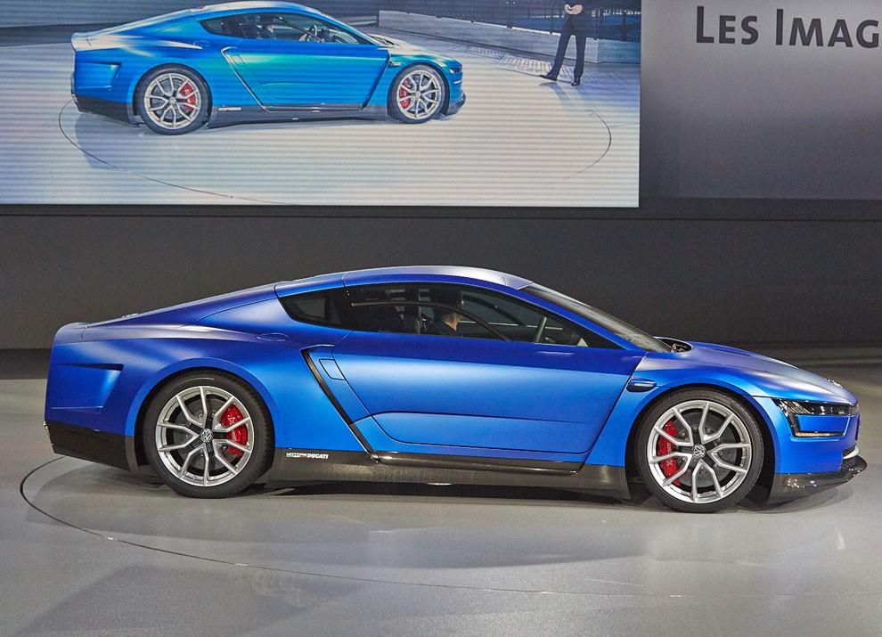 Volkswagen XL Sport Concept - Foto 8 di 19