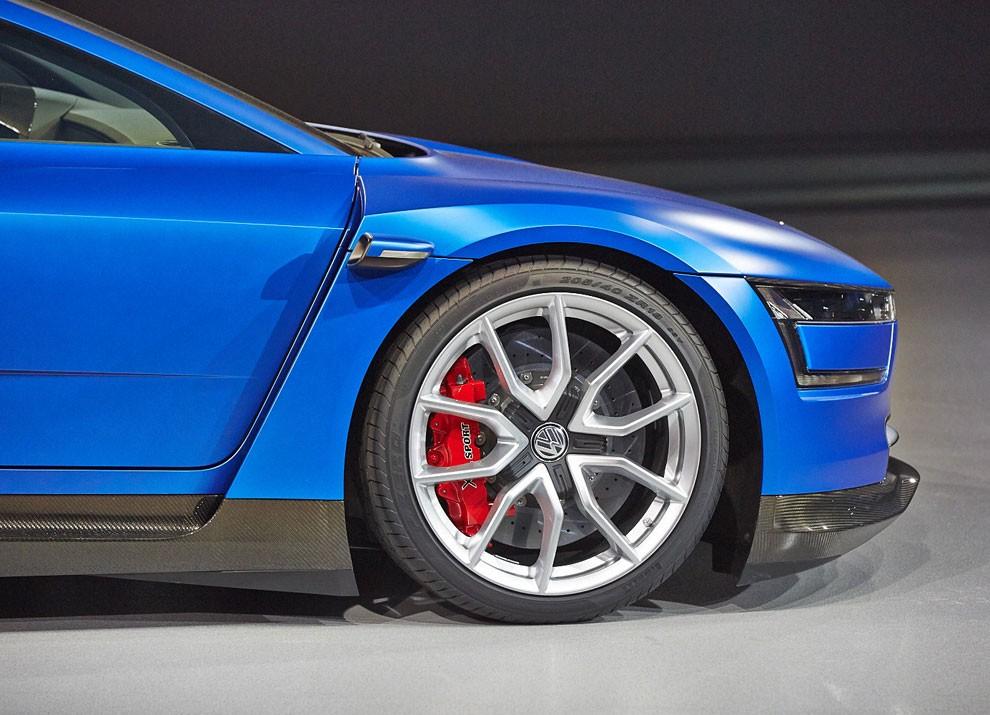 Volkswagen XL Sport Concept - Foto 10 di 19