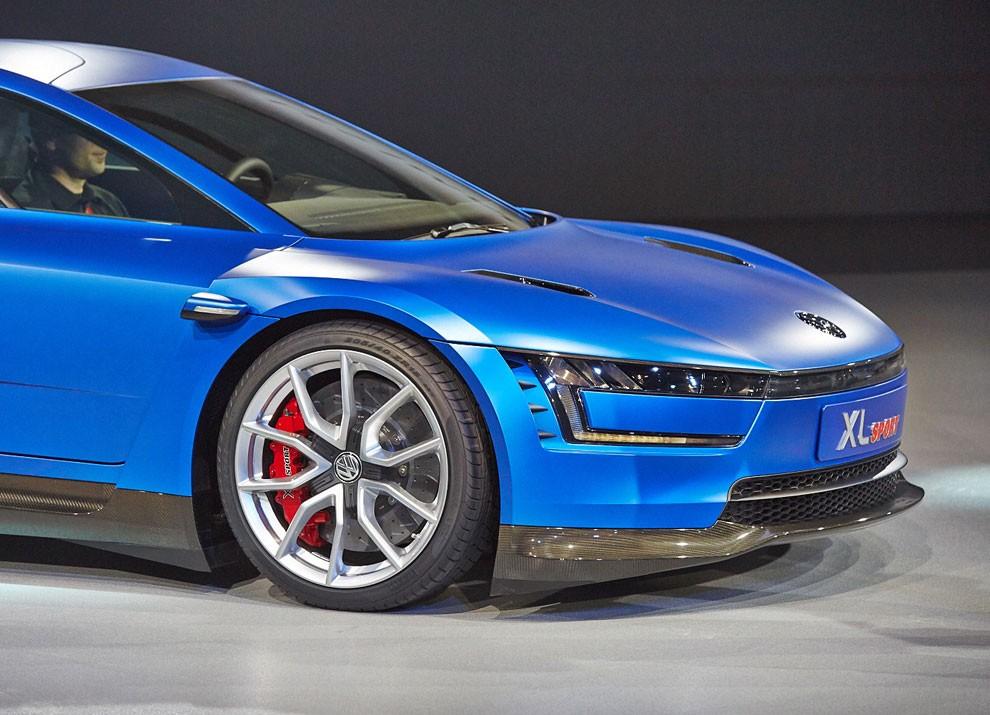 Volkswagen XL Sport Concept - Foto 12 di 19