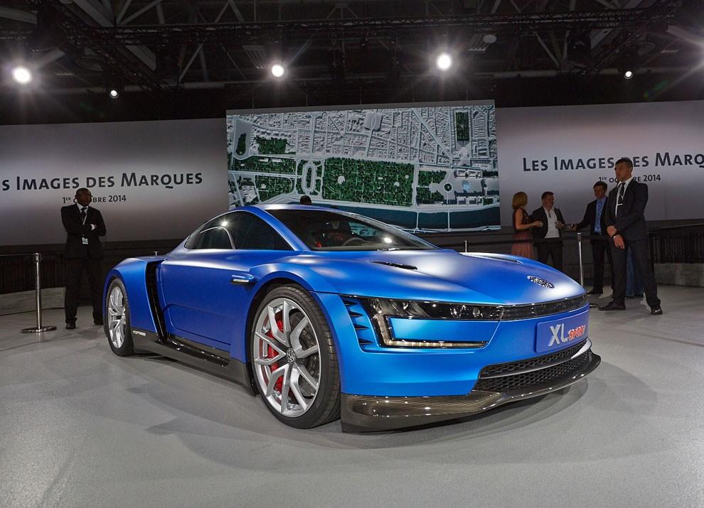 Volkswagen XL Sport Concept - Foto 16 di 19