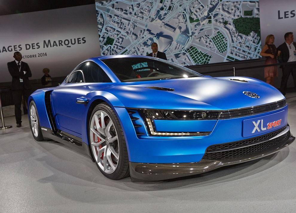 Volkswagen XL Sport Concept - Foto 17 di 19