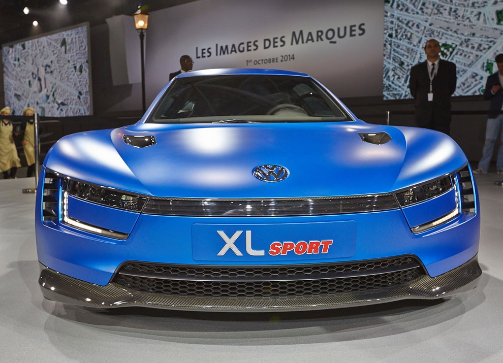 Volkswagen XL Sport Concept - Foto 18 di 19