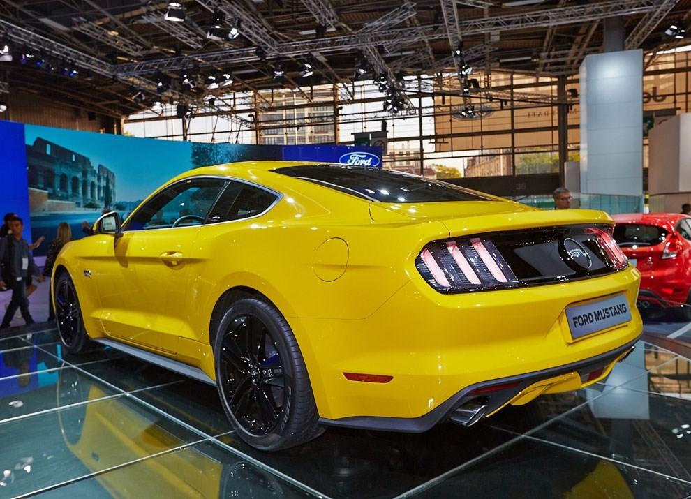 Nuova Ford Mustang - Foto 1 di 10