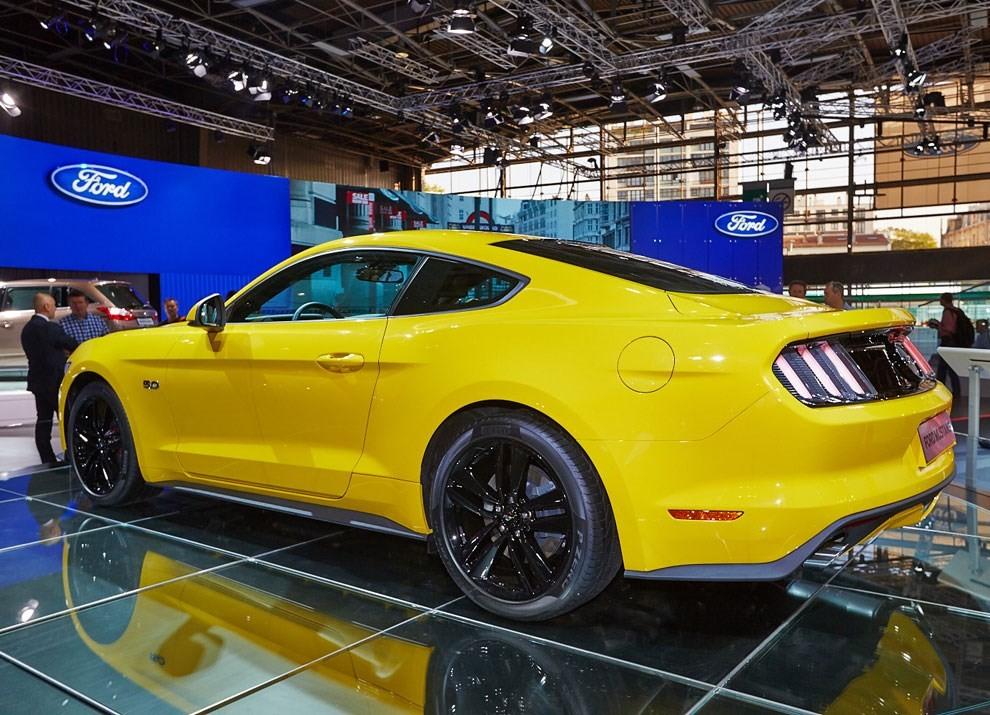 Nuova Ford Mustang - Foto 2 di 10