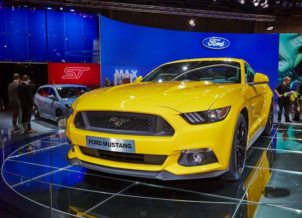 Nuova Ford Mustang - Foto 3 di 10