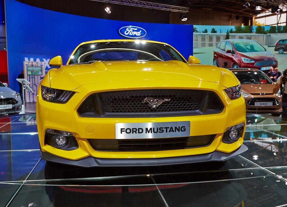 Nuova Ford Mustang - Foto 4 di 10