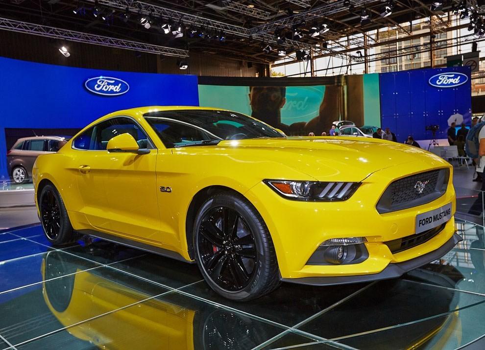 Nuova Ford Mustang - Foto 5 di 10